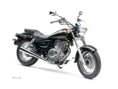 Suzuki GZ250 2008