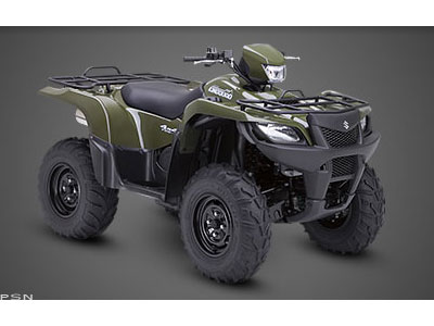 2008 KingQuad 750