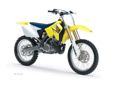 Suzuki RM250 2008