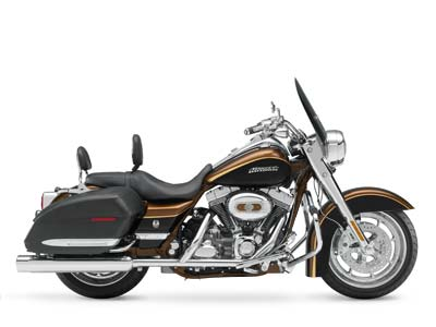 2008 CVO Screamin' Eagle Road King