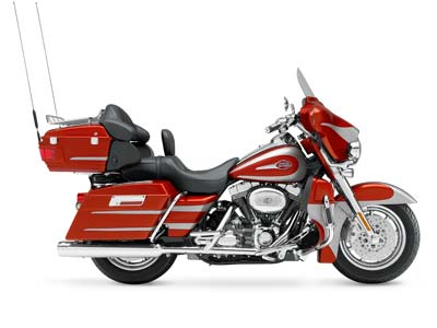 2008 Harley-Davidson CVO Screamin' Eagle Ultra Classic Electra