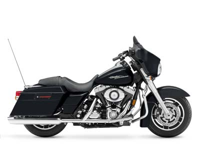 Harley-Davidson FLHX Street Glide 2008