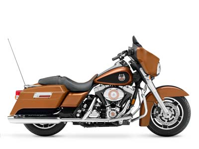 2008 Harley-Davidson FLHX Street Glide