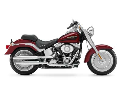 2008 Harley-Davidson Softail� Fat Boy�