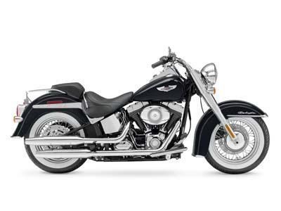 2008 Harley-Davidson FLSTN Softail� Deluxe