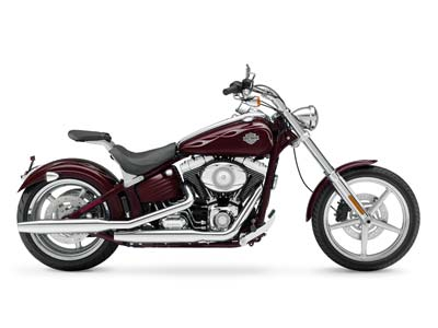 2008 Softail Rocker C