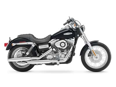 2008 Dyna Super Glide Custom