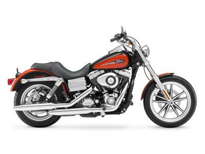 Harley-Davidson FXDL Dyna Low Rider 2008