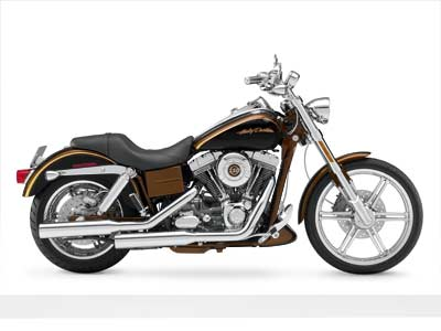 2008 Harley-Davidson CVO Screamin' Eagle Dyna