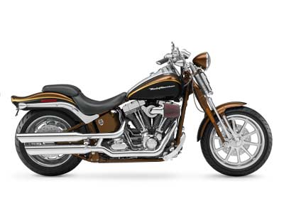 2008 Harley-Davidson CVO Screamin' Eagle Softail Springer