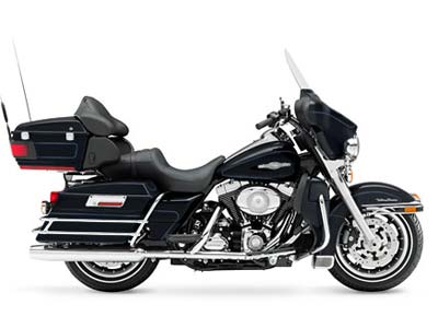 2008 Ultra Classic Electra Glide Peace Officer Special