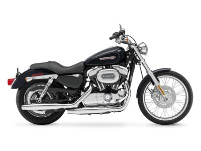 2008 Harley-Davidson XL 1200C Sportster 1200 Custom