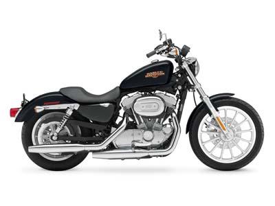 Harley-Davidson XL 883L Sportster 883 Low 2008