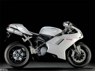 2008 Ducati Superbike 848