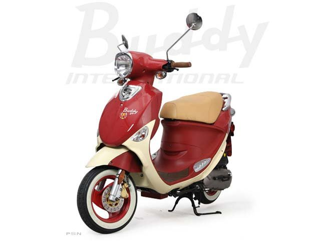 Genuine Scooter Buddy Lil International Pamplona (50 cc) 2012