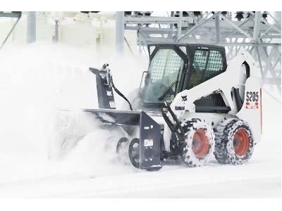 2014 Bobcat SB240 Snowblower - 72 in. Width