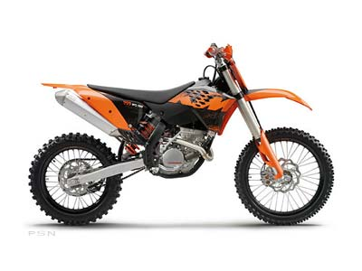 Used Ktm  Xcf W For Sale