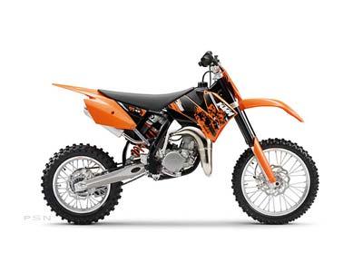 2009 KTM 85 SX