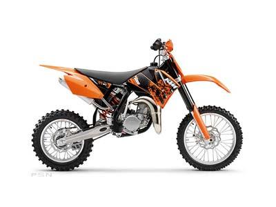 KTM 85 XC 2009