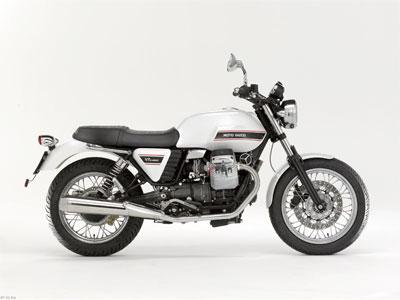 Moto Guzzi V7 Classic 2009