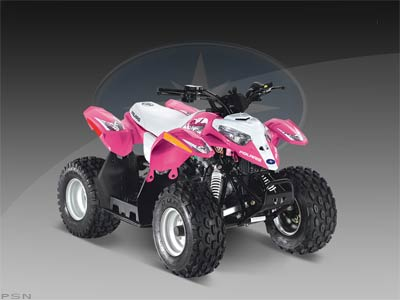 2009 Polaris Outlaw 50