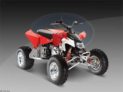 Polaris Outlaw 525 IRS 2009