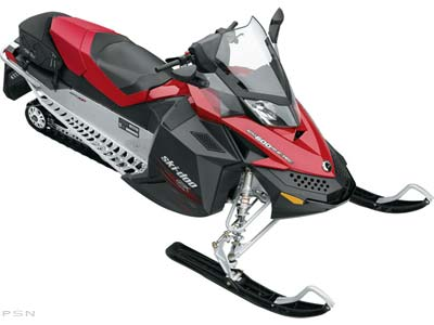 2009 Ski-Doo GSX Limited 600 H.O. E-TEC