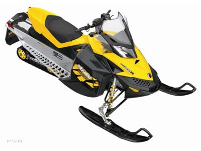 Ski-Doo MX Z Adrenaline Rotax 800R Power TEK 2009
