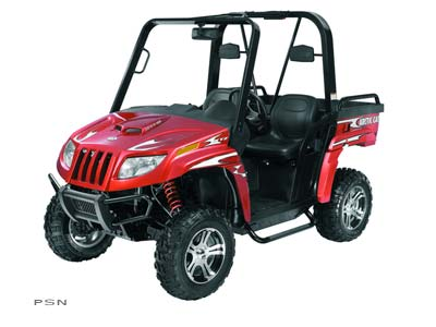 Used Arctic Cat Prowler XTZ 1000 H2 EFI for sale - Color: Sunset ...
