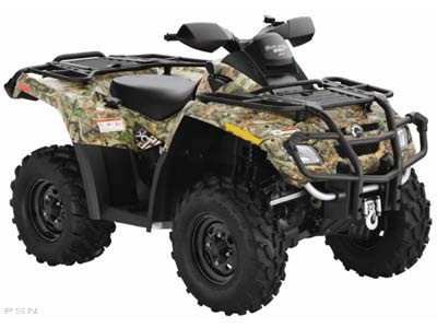 2009 Can-Am Outlander� 650 EFI XT