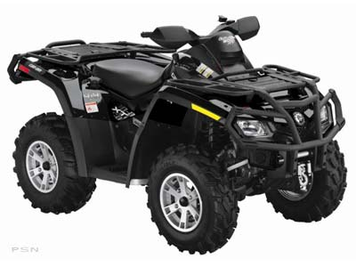 Can-Am Outlander 800R EFI XT 2009