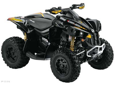 2009 Can-Am Renegade 800R EFI  X