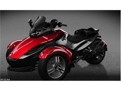 2009 Can-Am Spyder SM5