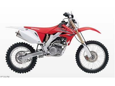2009 Honda CRF250X