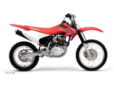 Image 1 of Honda CRF150F 2009 Black