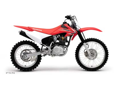 Image 1 of Honda CRF230F 2009 Black