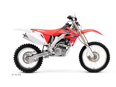 Honda CRF250X 2009