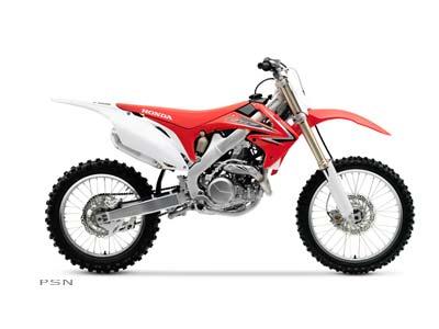Honda CRF450R 2009