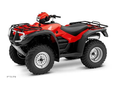 Honda FourTrax Foreman 4x4 (TRX500FM) 2009