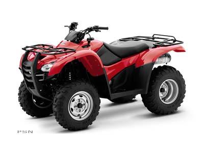 Honda FourTrax Rancher 4x4 (TRX420FM) 2009