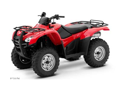 2009 Honda FourTrax Rancher AT (TRX420FA)