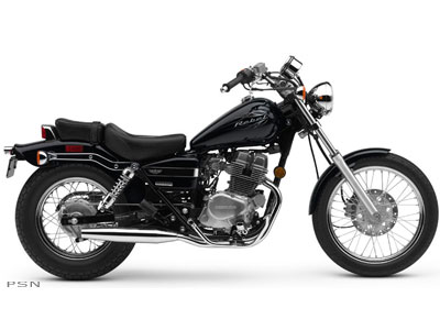 2009 Honda Rebel  (CMX250C)