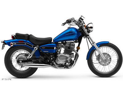 Honda Rebel (CMX250C) 2009