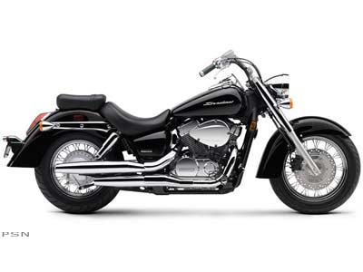 2009 Honda Shadow Aero  (VT750C)