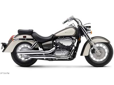 Honda Shadow Aero (VT750C) 2009