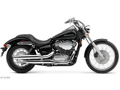 Honda Shadow Spirit 750 (VT750C2) 2009