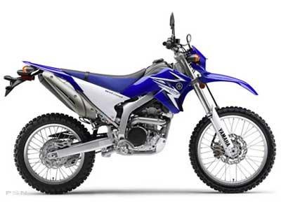 Yamaha WR250R 2009