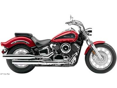 2009 Yamaha V-Star 1100 Custom