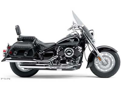 Used 2009 yamaha v star 650 silverado for sale pasadena for Yamaha of pasadena