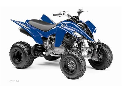 Yamaha Raptor 350 2009